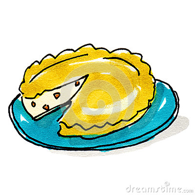 Pie illustration
