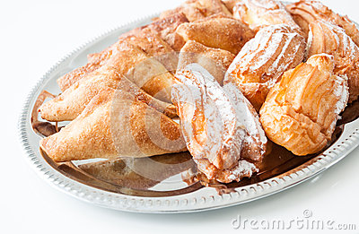 Pie pastries