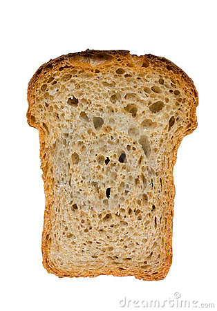 Piece of bread