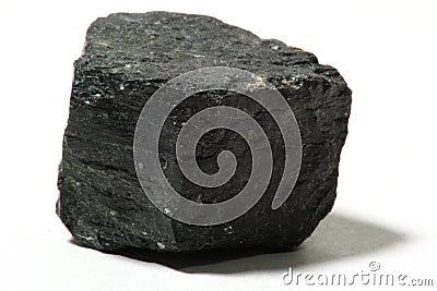 Piece of coal
