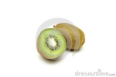 Piece of kiwi