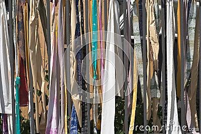 Pieces of Cloth
