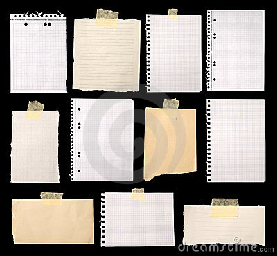 Free Pieces Of Paper Stock Images - 13263504