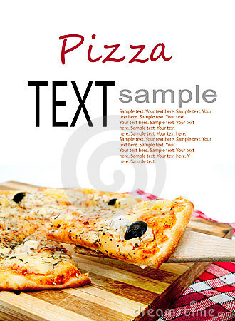 Free Pieces Of Pizza Stock Image - 21602481