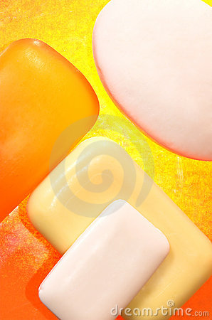 Free Pieces Of Soap Stock Photography - 2862832