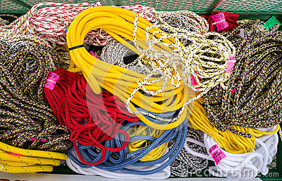 Pieces of rope for sale