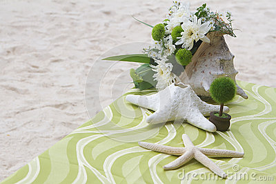 Piecetable center piece. table decoration