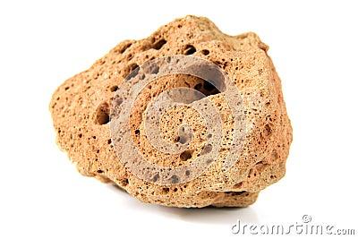 Piedra de piedra pómez