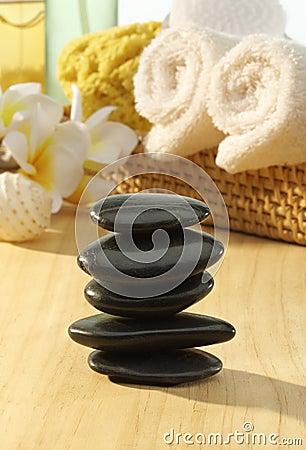 Piedras del masaje