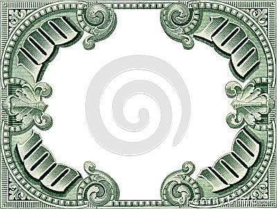 Pieniądze Rama