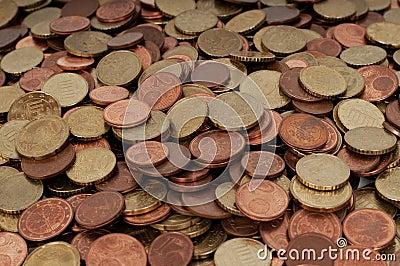 Pieniądze stos