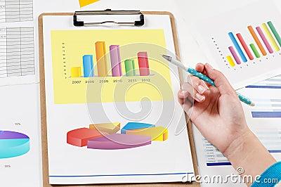 Pieniężnych dane analiza