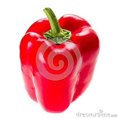 Pieprzowa czerwień