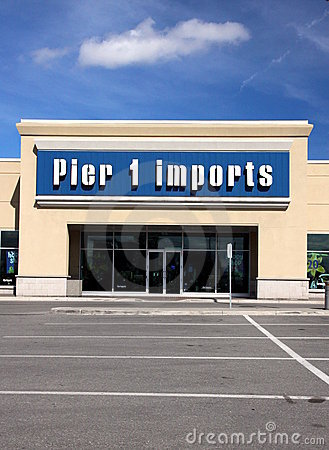 Pier 1 Imports Editorial Photo