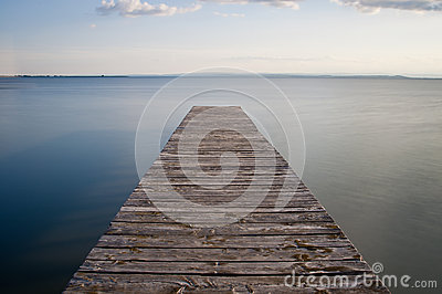 Pier Royalty Free Stock Image - Image: 26500686