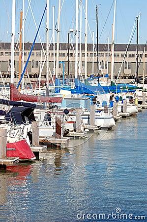 Pier 39 Wharf