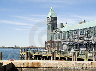 Pier A Battery Park