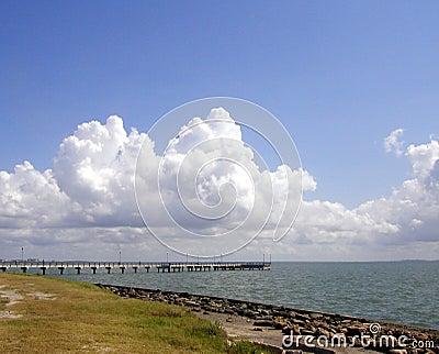 Pier bay
