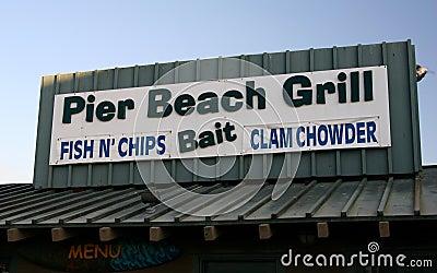 Pier Beach Grill