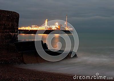 Pier at Brighton