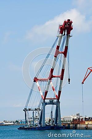 Pier Crane