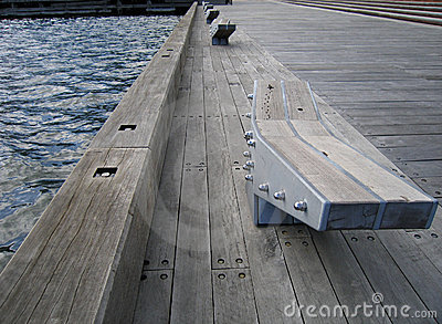 Pier at Docklands