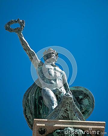 Pier Head Statue