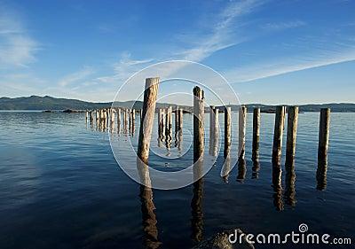 Pier Relics.