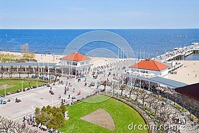Pier of Sopot