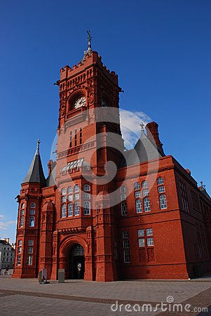 Pierhead Building at Cardiff
