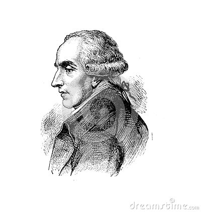 Free Pierre-Simon Marquis De Laplace French Scientist, Vintage Royalty Free Stock Photography - 83180127