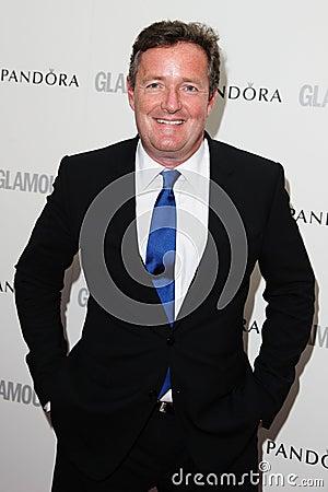 Piers Morgan Editorial Stock Image