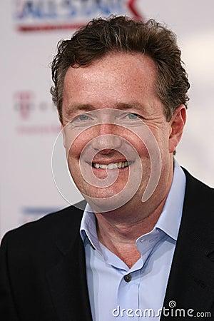 Piers Morgan Editorial Stock Photo