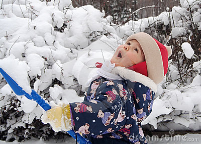 Pierwszy śnieg