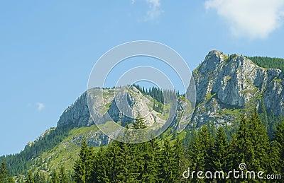 Pietrele Albe mountains