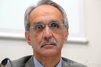 Pietro ichino Editorial Stock Photo