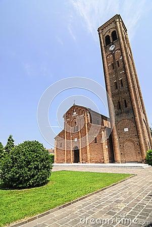 Pieve di Coriano (Mantua)