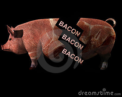 Pig And Bacon 10
