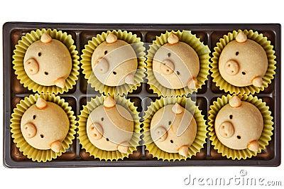 Pig bakery
