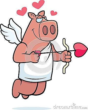 Pig Cupid