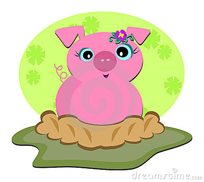 Pig in a Ditch