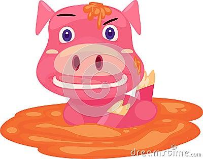 Pig funny