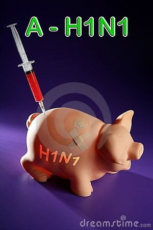Pig  influenza flu Injection, A h1n1 vaccine