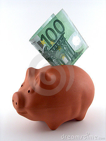 Free Pig Money Box Royalty Free Stock Photo - 114335