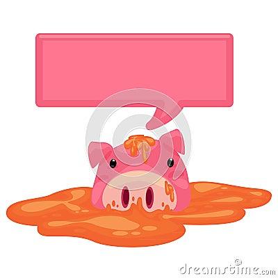 Pig text