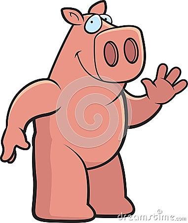 Pig Waving