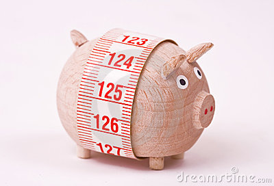 Pig - weightloss, diet