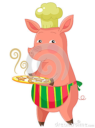 Piggie хлебопека