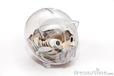 Piggy банк.