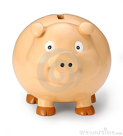 Free Piggy Bank Stock Image - 3767021